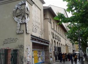 Das 12-Spartenhaus von Vinge/Müller im Prater der Volksbühne - Foto: St. B.