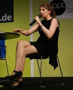 Maina Weisband, Netzpolitikerin (Piratenpartei)