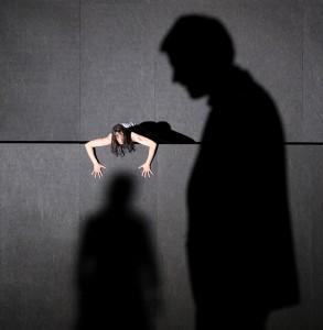 Constanze Becker und Marc Oliver Schulze © Birgit Hupfeld
