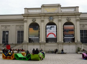 Die Wiener Festwochen im Museumsquartier - Foto: St. B.