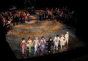 Don Giovanni am Thalia Theater Hamburg. Regie: Antu Romero Nunes - Foto: St. B.
