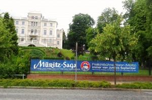 Die Müritz-Saga. Seit 8 Jahren in Waren an der Müritz. - Foto: St. B.