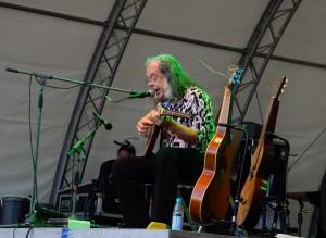David Lindley auf der Großen Bühne der Heidecksburg
