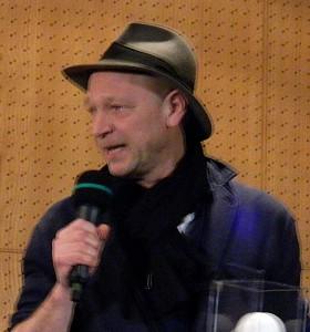 Luk Perceval beim 50. Theatertreffen. - Foto: St. B.