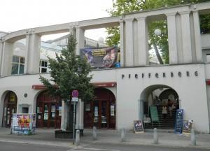 Der Pfefferberg am Senefelder Platz, Prenzlauer Berg. - Foto: St. B.