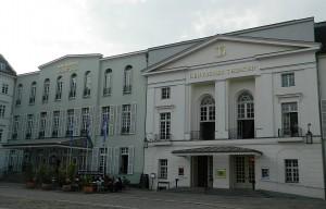 Deutsches Theater und Kammerspiele im Jahr 2013 - Foto: st. B.