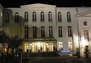 Die Kammerspiele des Deutschen Theaters - Foto: St. B.