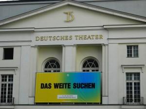 Mit den Autorentheatertage wollte das DT 2013 das Weite suchen. Wie wird es in der neuen Spielzeit? - Foto: St. B.