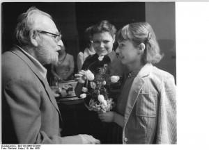 Berlin, 80. Geburtstag Wolfgang Heinz