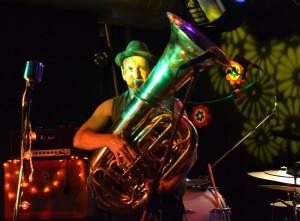 Vladiwoodstok im Club Bebel. Foto: St. B.