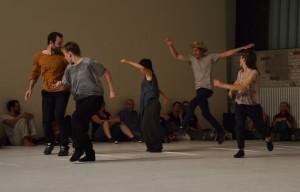 "Festina Lente mit ""shifts-art in movement"" - Foto: St. B."