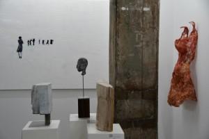 Joanna Skurska und Leszek Skurski bei der Red Corridor Gallery