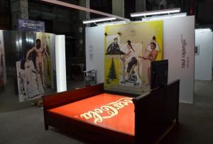 """Bedrooms' Show"" von Raul Rajangu"