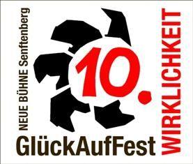 GlückAufFest Logo
