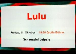 Lulu von Frank Wedekind in der Regie von Nuran David Calis am Schauspiel Leipzig