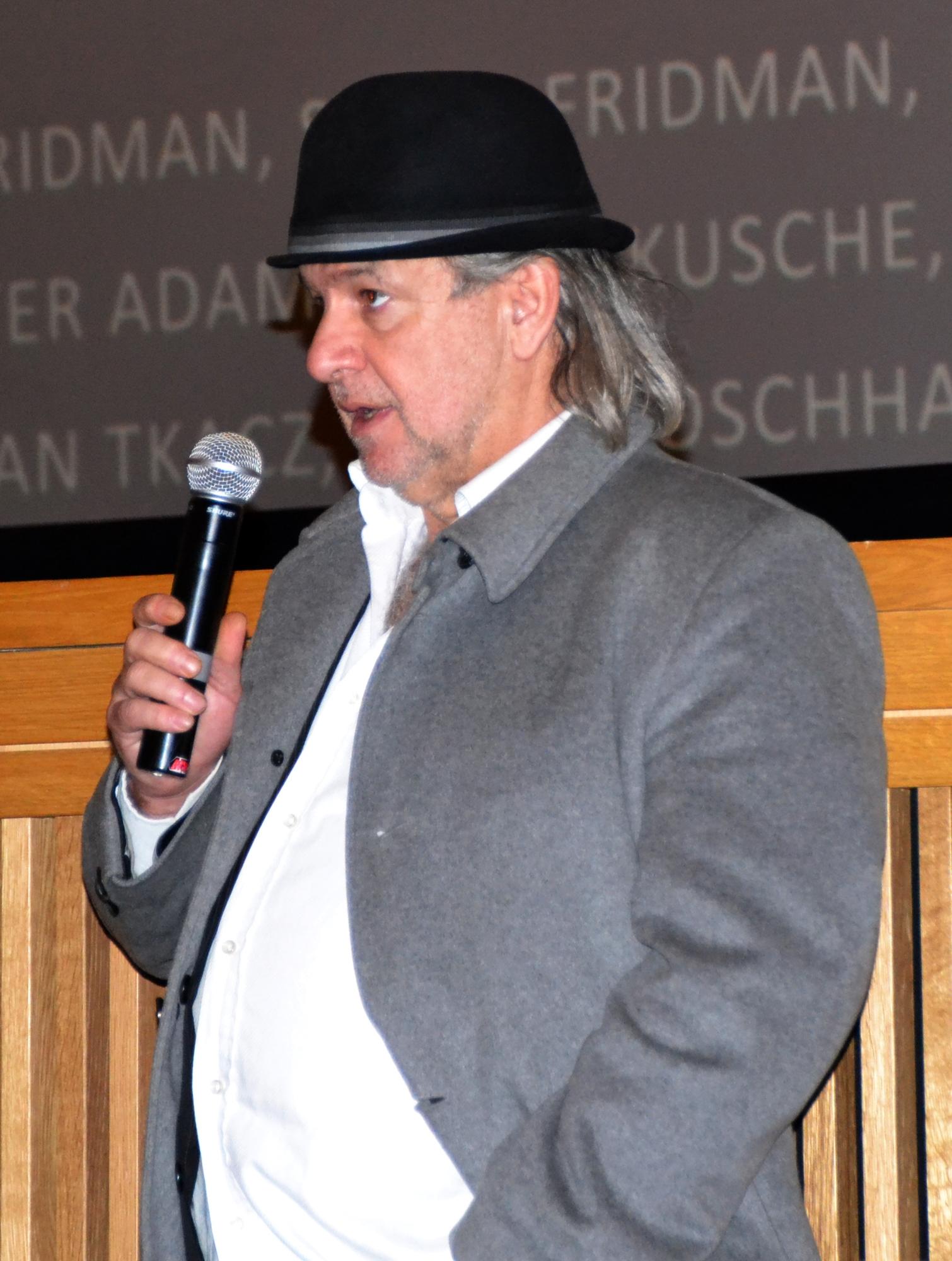 Pepe Danquwart im Weltspiegel - Foto: St. B.