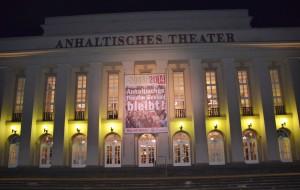 Das Anhaltisches Theater Dessau - Foto: St. B.