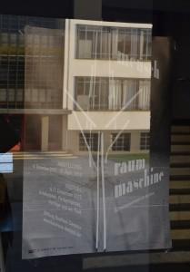 Mensch-Raum-Maschine im Bauhaus Dessau - Foto: St. B.