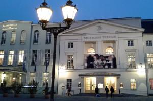 Deutsches Theater Berlin - Foto: St. B.