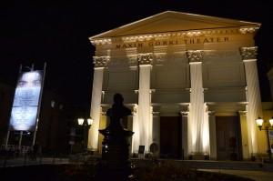 Das Maxim Gorki Theater Berlin - Foto: St. B.