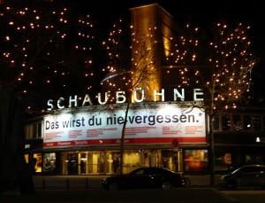 Die Berliner Schaubühne in der Spielzeit 2014/15 Foto: St. B.