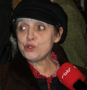 Katharina Thalbach, 19.01.2014 - Foto: St. B.