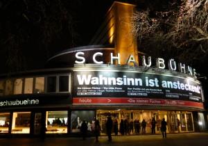 Die Schaubühne am Lehniner Platz - Foto: St. B.