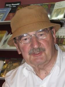 Sławomir Mrożek, 2006 – Foto: Mariusz Kubik (Wikimedia Commons)