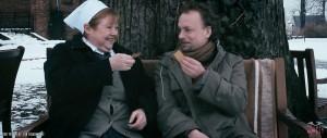 Franziska Troegner und David Emig im Film Der Tropfen - Foto © Schauhaus Kollektiv