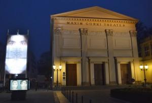 Maxim Gorki Theater Berlin - Foto: St. B.