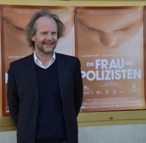 Regisseur Philip Gröning vor dem Kino Delphi - Foto: St. Bock