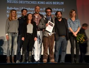 Preis der Deutschen Fimkritiker für Antons Fest, Regie: John Kolya Reichart - Foto (C) St. B.