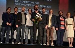 new berlin film award für den besten Spielfilm. Millionen, Regie: Fabian Möhrke - Foto (C) St. B.