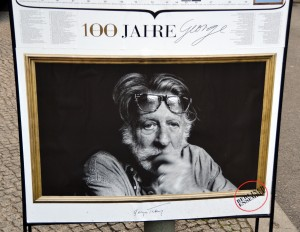 100 Jahre George Tabori im BE - Foto: St. B.