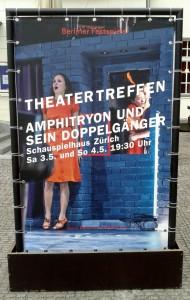Amphitryons Doppelgänger in der Regie von Karin Henkel - Foto: St. B.