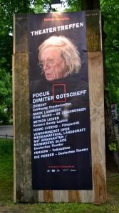 Ein Fokus auf Dimiter Gotscheff Foto: St. B.
