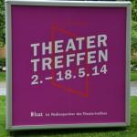 Das TT-Logo der Berliner Festspiele - Foto: St. B.