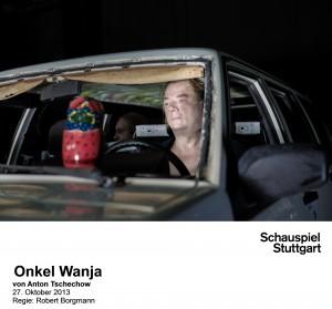 Peter Kurth als Onkel Wanja Foto: Julian Röder