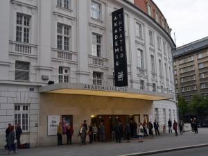 Die Möwe im Akademietheater Wien - Foto: St. B.