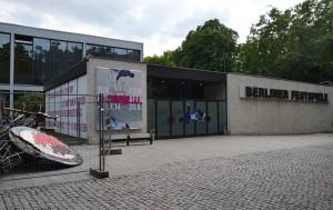 Das Haus der Berliner Festspiele zur Eröffnung der Foreign Affairs 2014 - Foto: St. B.