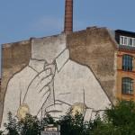 Die Cuvry-Brache in Berlin-Kreuzberg.