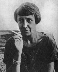 Marina Zwetajewa (1892-1941) (c) Axel Brandt Filmproduktion