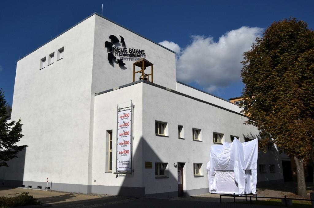 Neue Bühne Senftenberg - Foto: St. B.