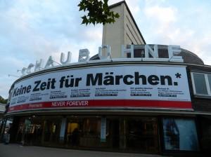 Never Forever an der Schaubühne - Foto: St. B.