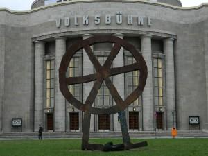 Volksbühne am Rosa-Luxemburg-Platz Foto: St. B.