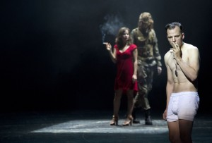 Woyzeck am BE - Foto (c) Lucie Jansch