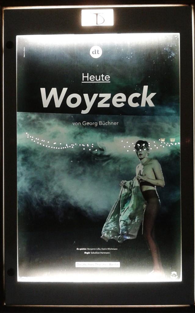 Woyzeck - Foto DT-Schaukasten St. B.