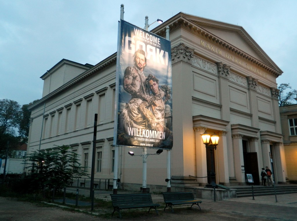 Der Untergang der Nibelungen im Maxim Gorki Theater - Foto: St. B.