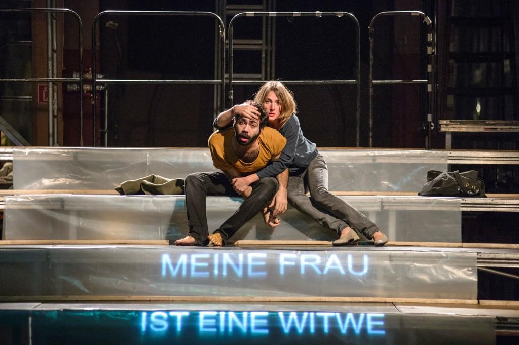 HUSSEIN im Ballhaus Ost - Foto (c) Piero Chiussi