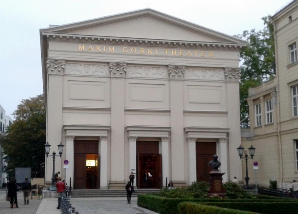 Seid nett zu Mr. Sloane am Maxim Gorki Theater - Foto: St. B.